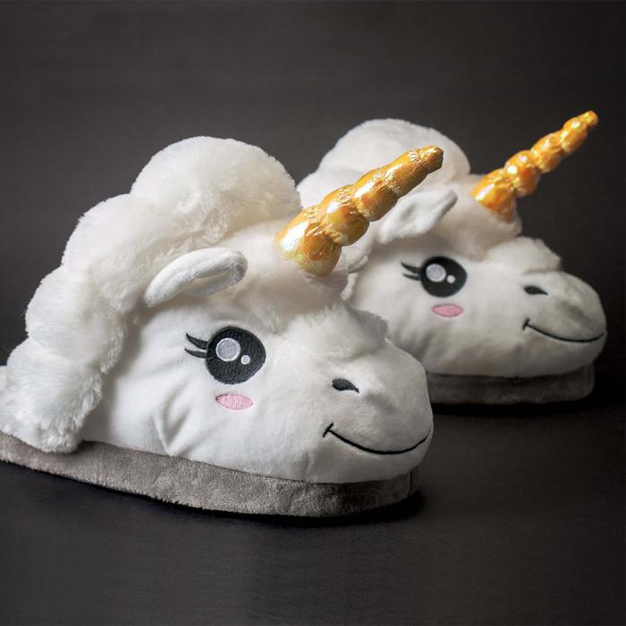 Papuci de casa Unicorn [1]