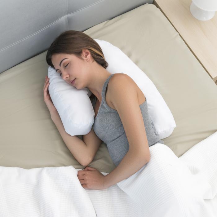 Perna ergonomica pentru dormit lateral U Style 0