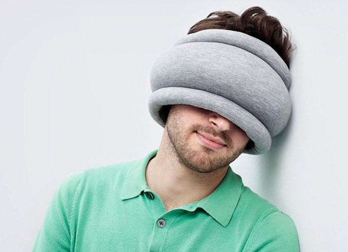Perna Ostrich Pillow Light 4