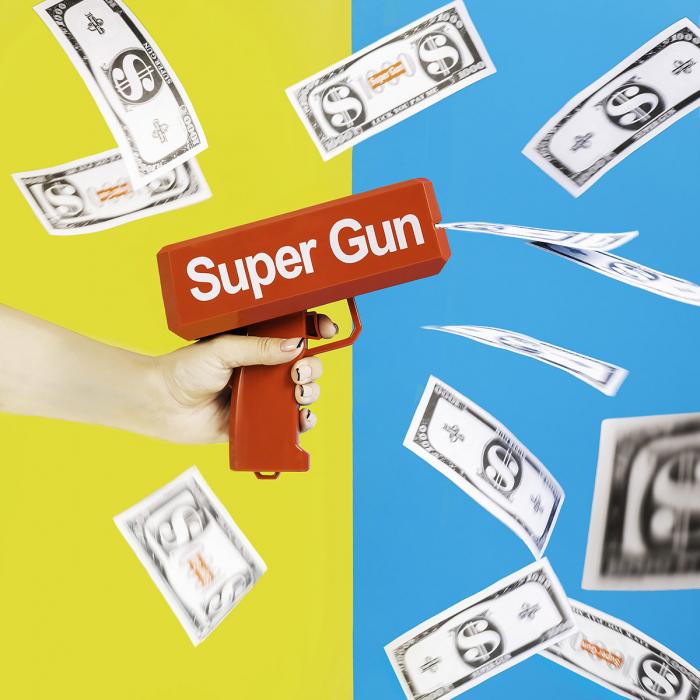 Pistol cu bani [3]