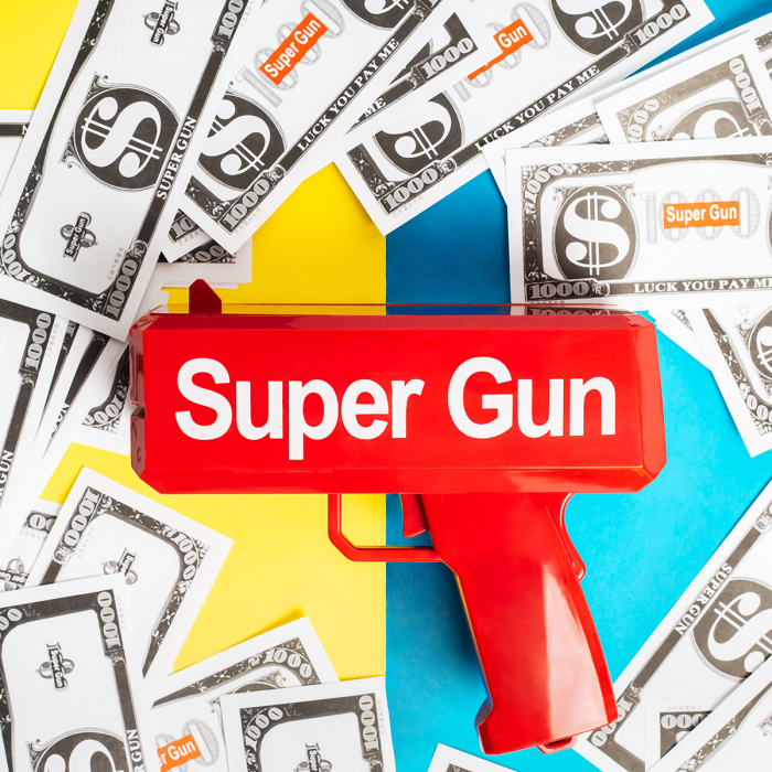 Pistol cu bani [0]