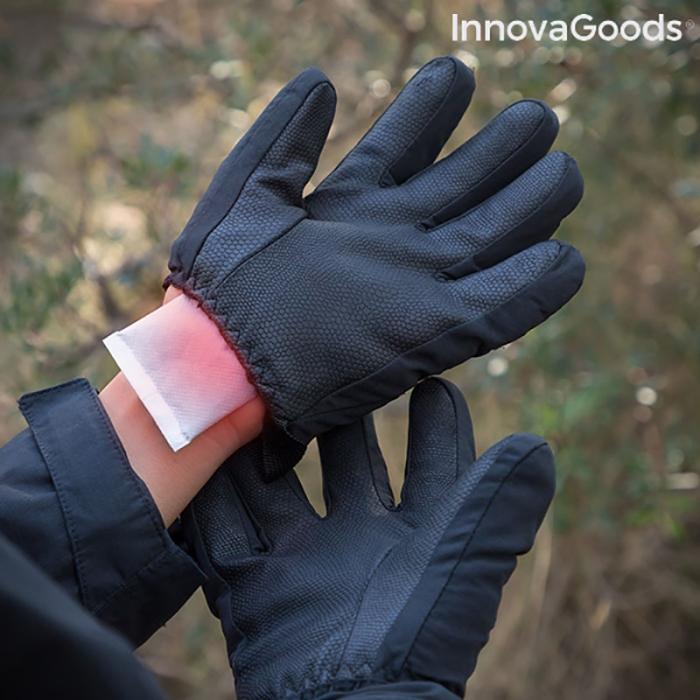 Plasturi termici pentru incalzirea mainilor, Heatic Hand, 10 bucati 3
