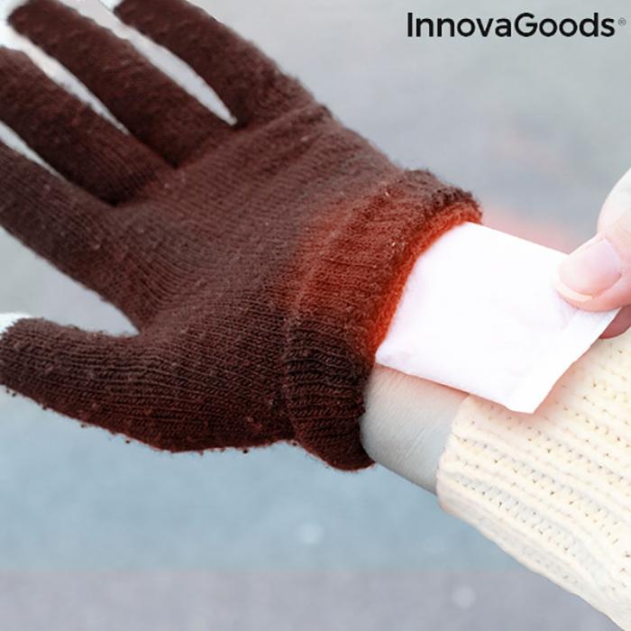 Plasturi termici pentru incalzirea mainilor, Heatic Hand, 10 bucati 1