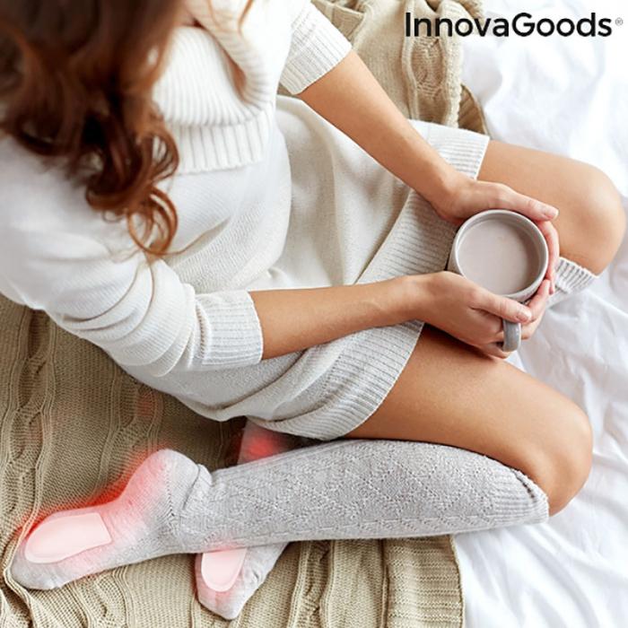 Plasturi termici pentru incalzirea picioarelor, Heatic Toe, 10 bucati 7