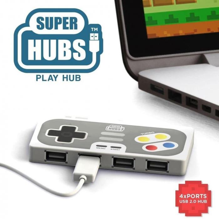 Port USB Multiplu Super Hub [0]