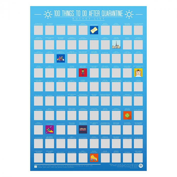 Poster razuibil 100 de lucruri de facut... dupa carantina [6]