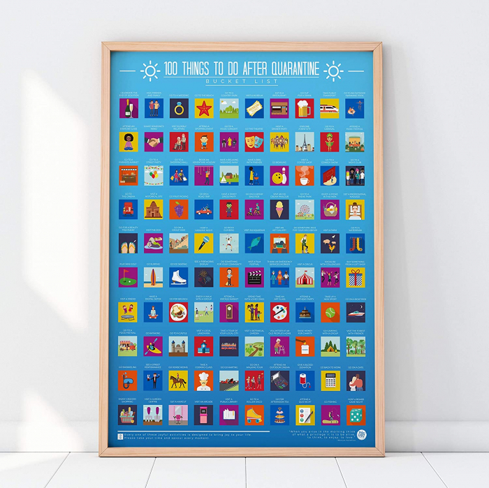 Poster razuibil 100 de lucruri de facut... dupa carantina [3]