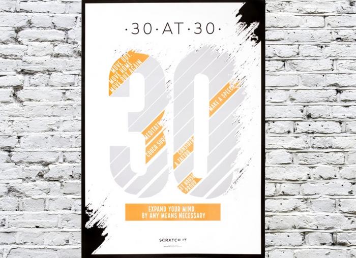 Poster razuibil 30 de ani [0]
