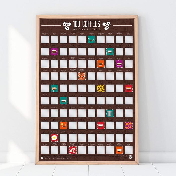 Poster razuibil Expert in Cafea, 100 provocari [2]