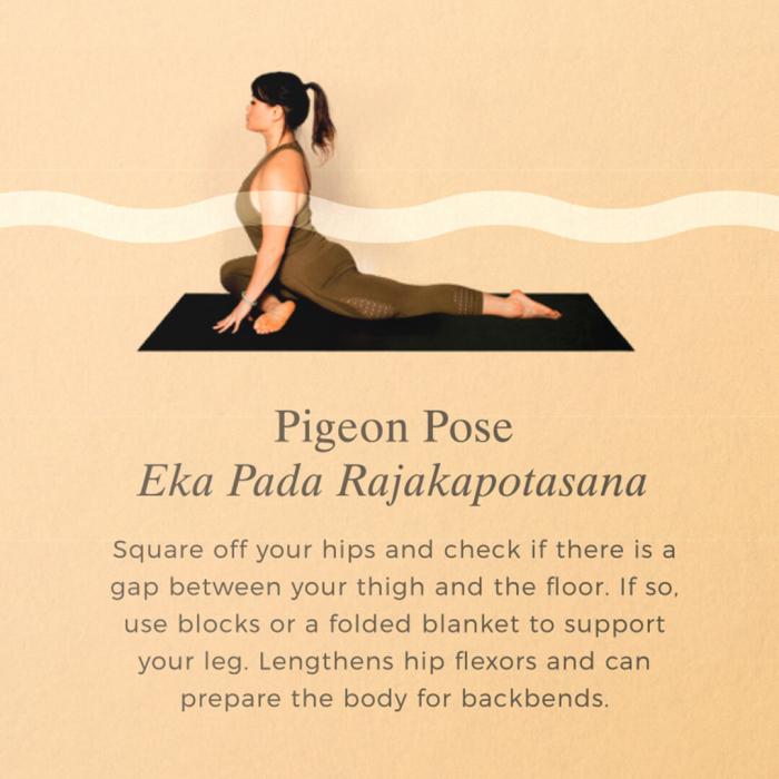 Poster Yoga Flow 4