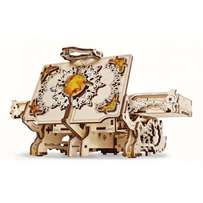 Puzzle 3D Cutie Antica de Chihlimbar Ugears 2
