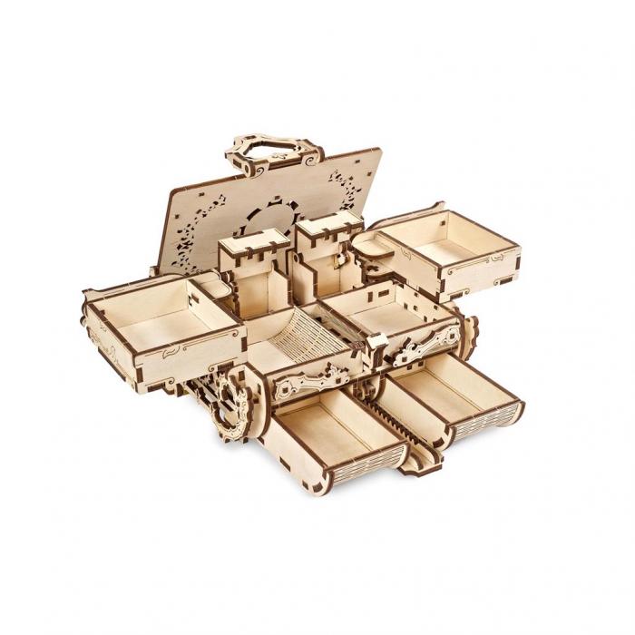 Puzzle 3D Cutie Antica de Chihlimbar Ugears 3