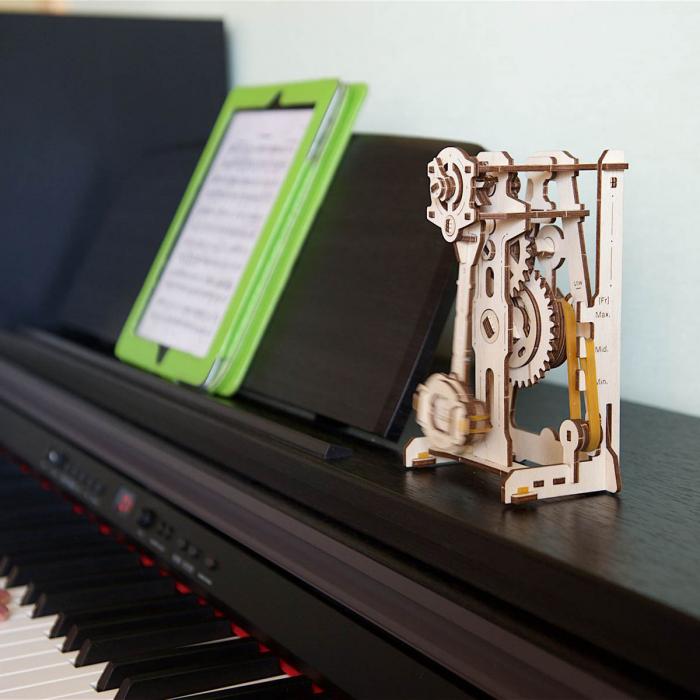 Puzzle 3D STEM Pendul din lemn Ugears 0