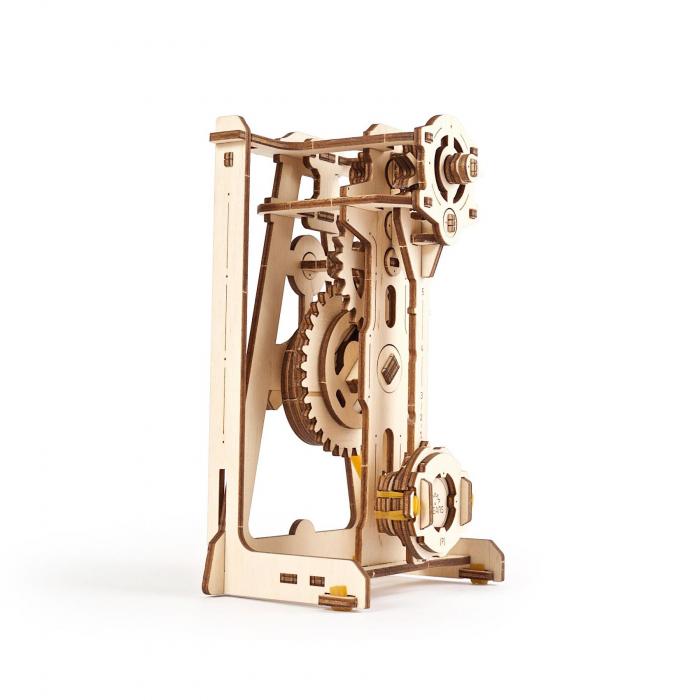 Puzzle 3D STEM Pendul din lemn Ugears 2
