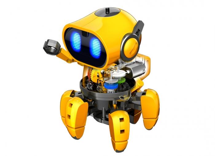 Robot interactiv Tobbie 4