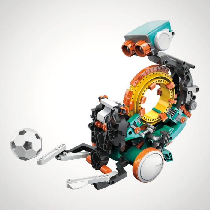 Robot mecanic programabil 5 in 1 1