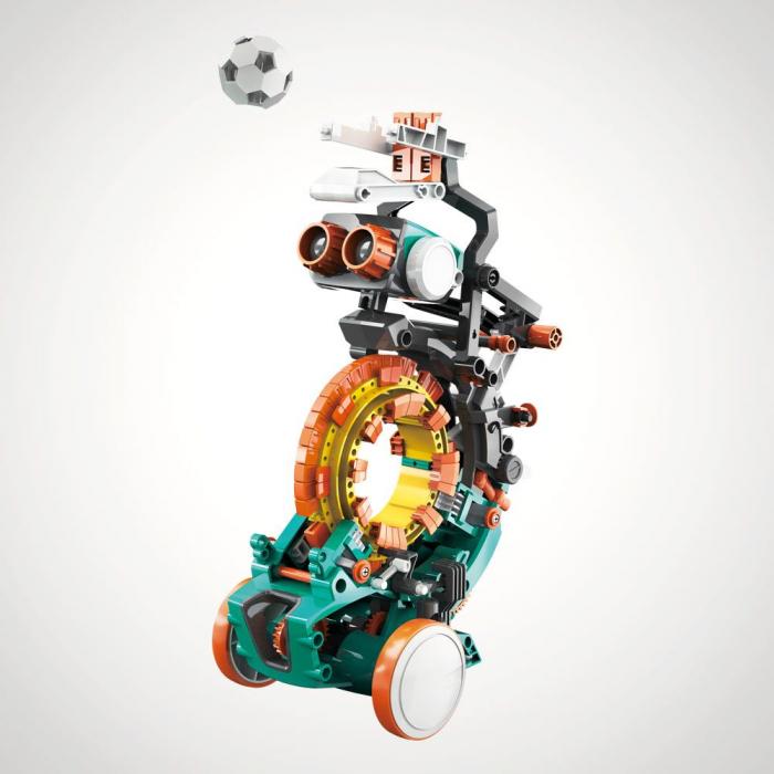 Robot mecanic programabil 5 in 1 4