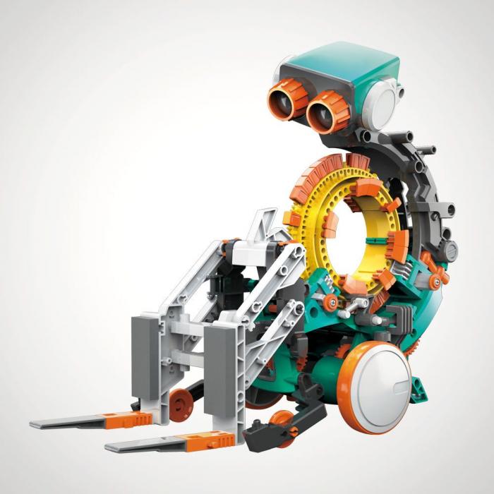 Robot mecanic programabil 5 in 1 3
