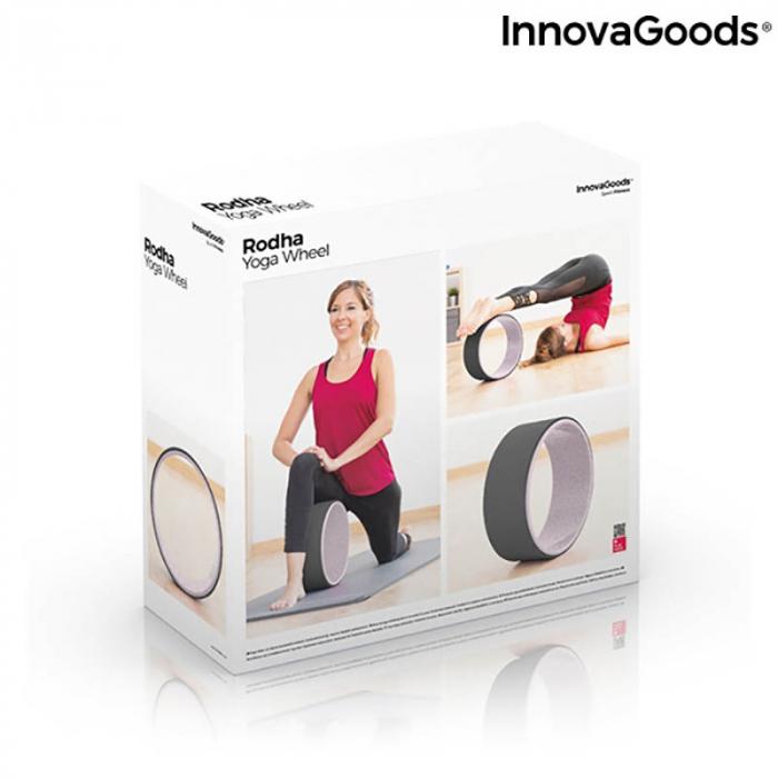Roller Yoga si Pilates 7