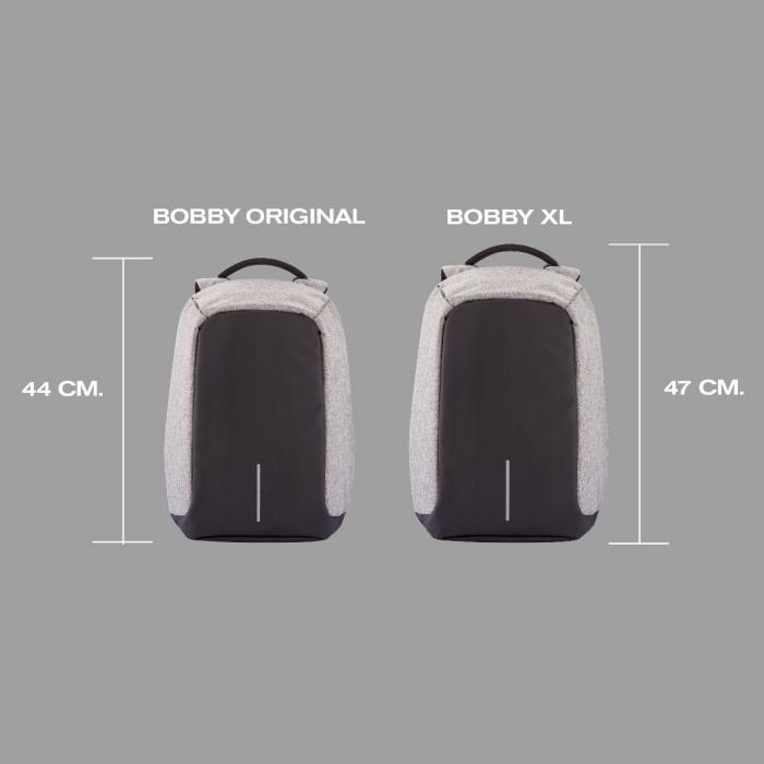 Rucsac antifurt Bobby XL 15