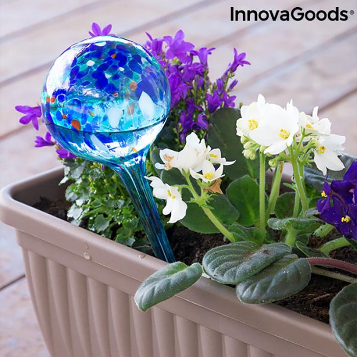 Set 2 Picuratoare Glob pentru ghivece cu flori 1