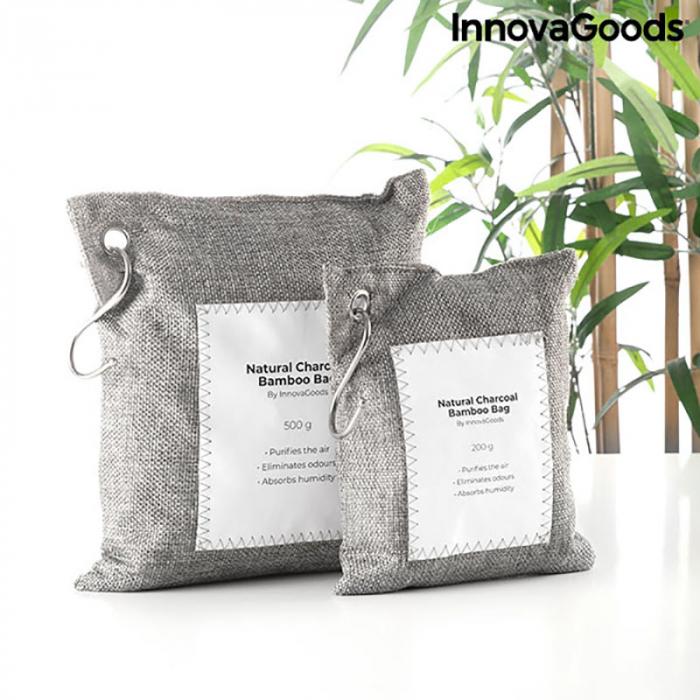 Set 2 saculeti pentru purificare aer, carbon natural activ 8
