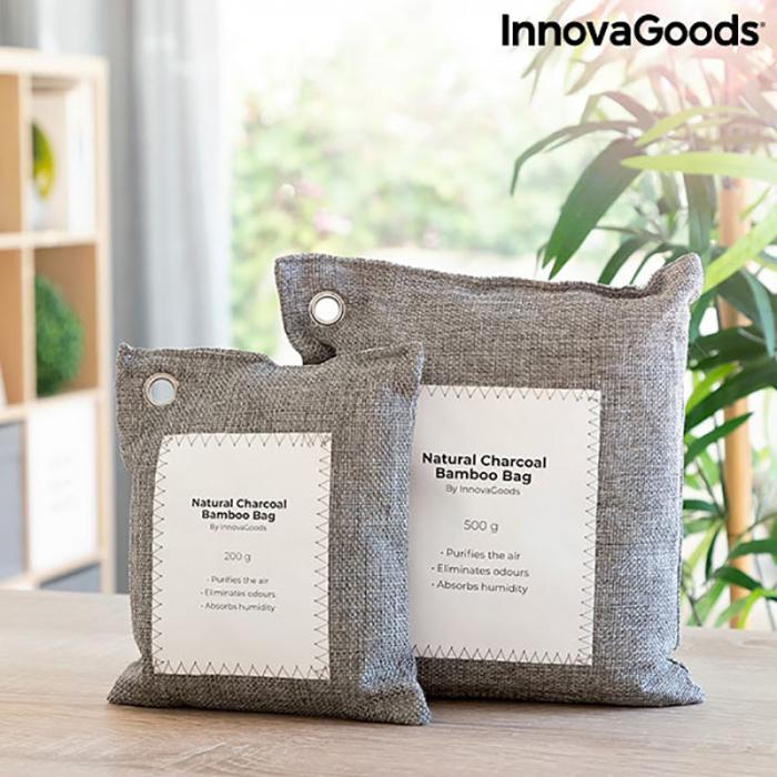 Set 2 saculeti pentru purificare aer, carbon natural activ 0
