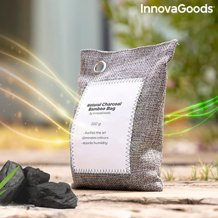 Set 2 saculeti pentru purificare aer, carbon natural activ 4