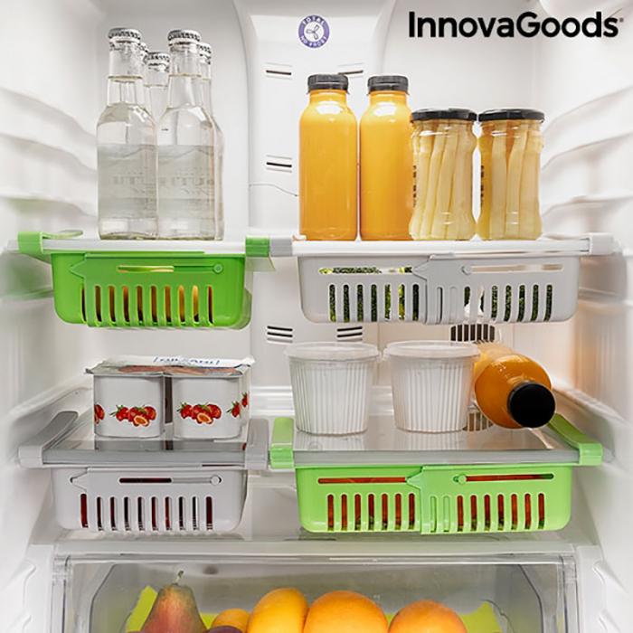 Set 2 Sertare organizatoare frigider FriCool 1