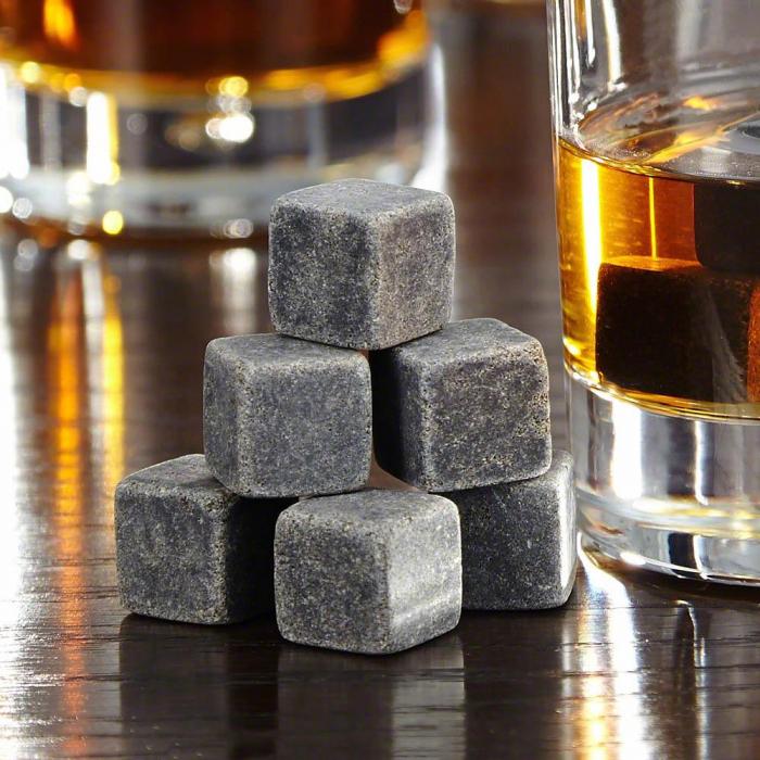 Cuburi granit pentru whiskey [0]