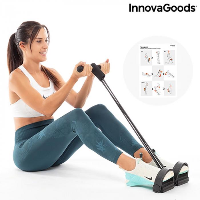Set benzi de rezistenta Fitness Mania 8