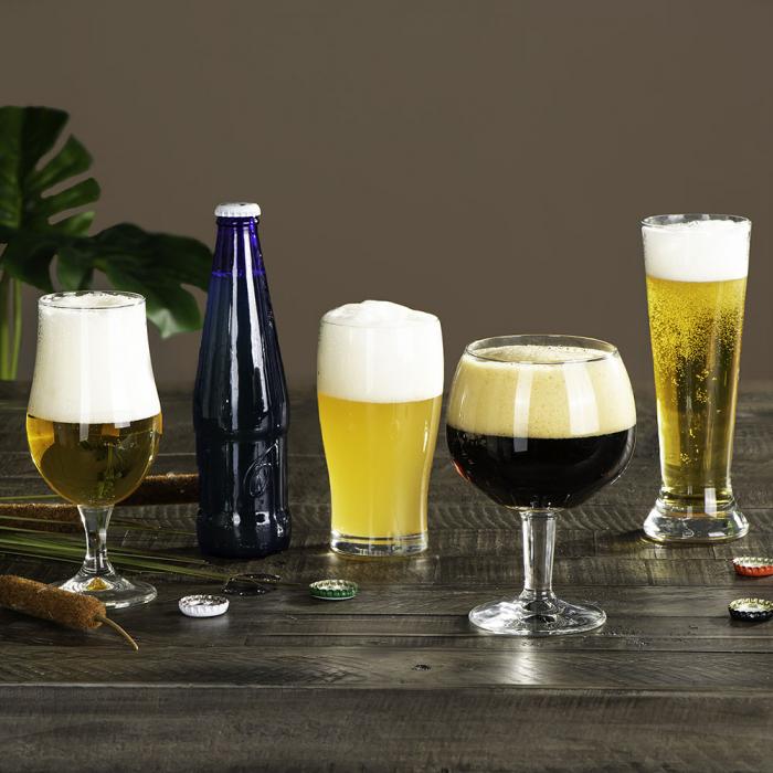 Set cadou 4 pahare de bere, Enjoyment [1]