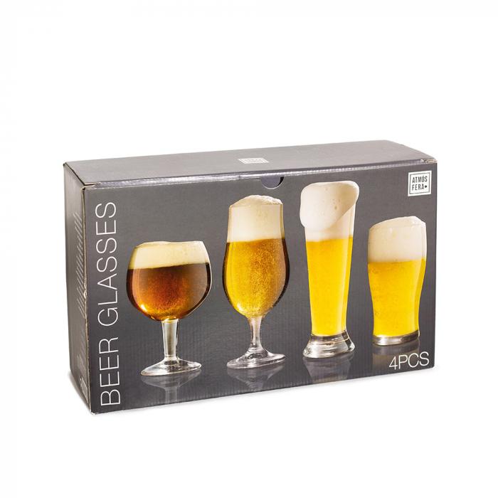 Set cadou 4 pahare de bere, Enjoyment [4]