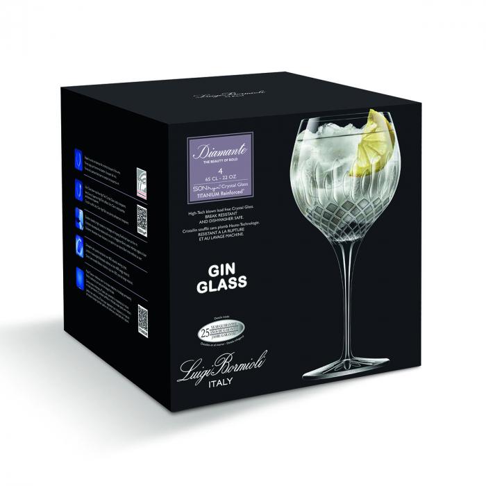 Set cadou 4 pahare Gin tonic [5]