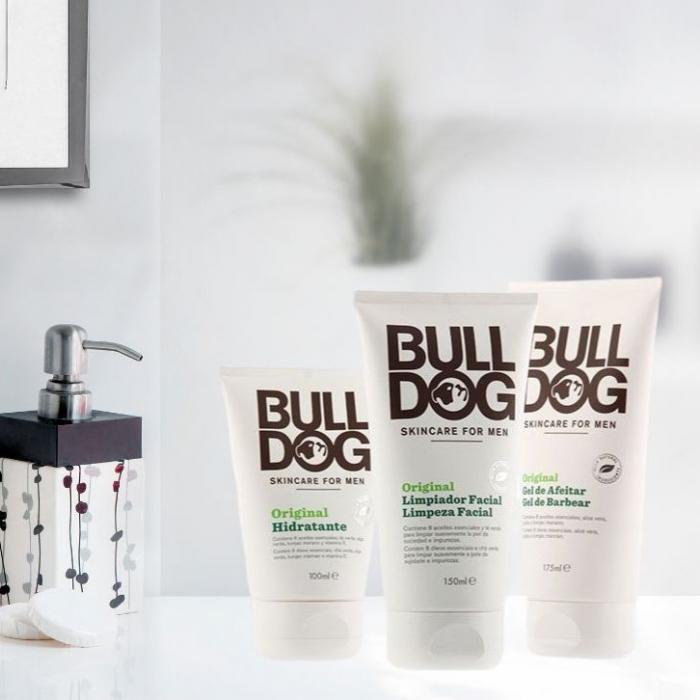 Set cadou barbati Bull Dog Expression 0