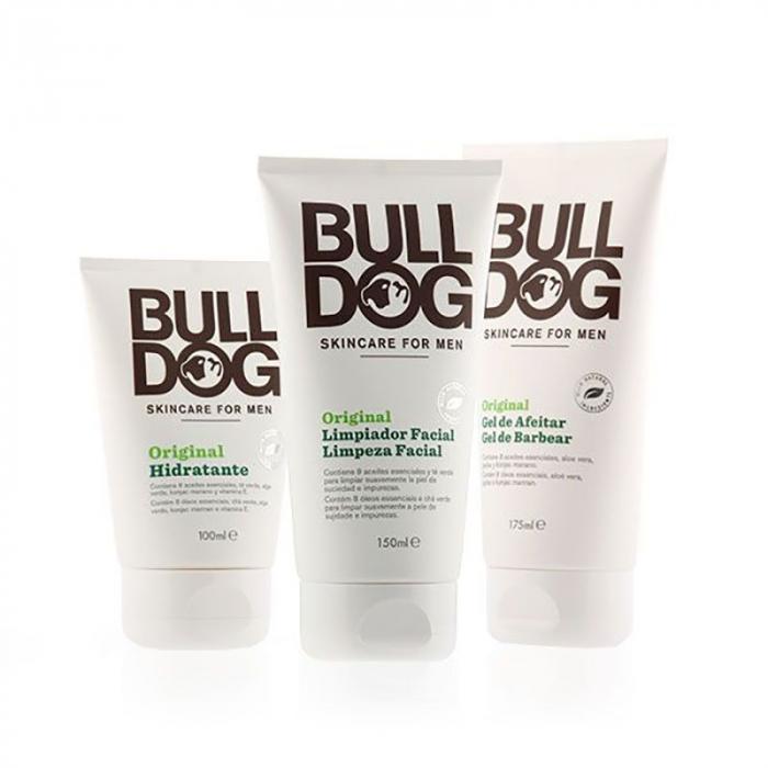 Set cadou barbati Bull Dog Expression 2