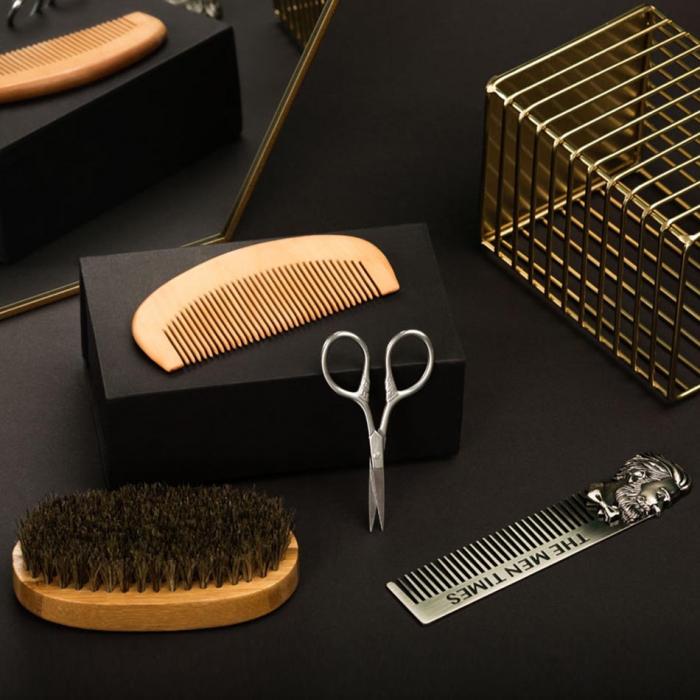 Set cadou barbierit de lux 4 piese 0