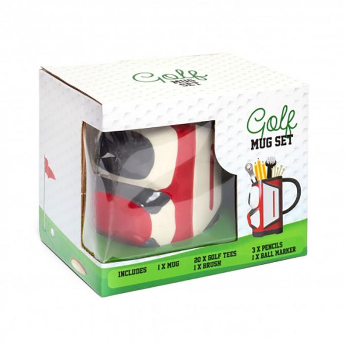 Set cadou Cana Golf 7