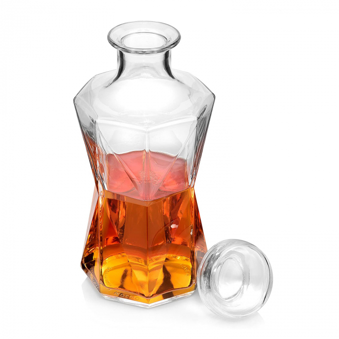 Set cadou decantor Sticla cu sase pahare Cassiopea [4]