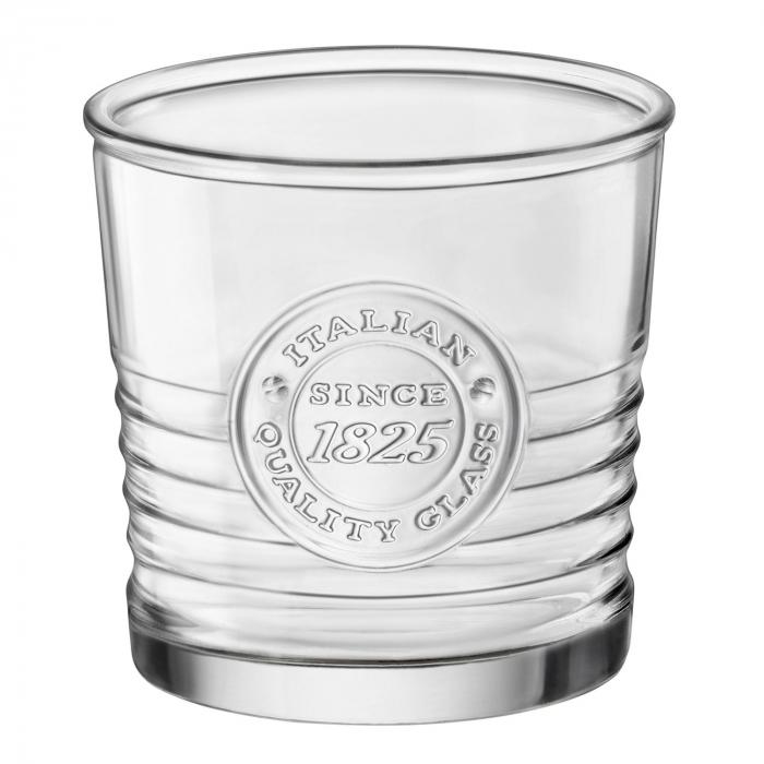 Set cadou decantor Sticla cu sase pahare Officina [6]