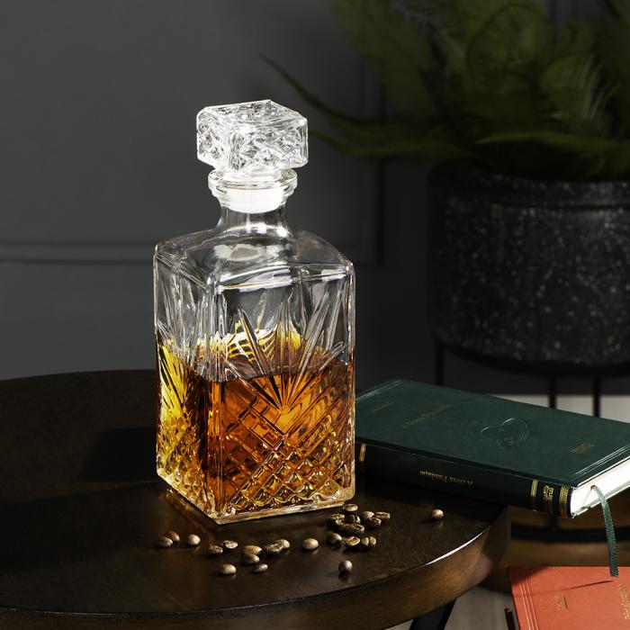 Set cadou decantor Sticla cu sase pahare Selecta [4]