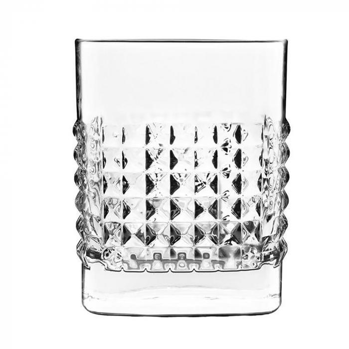 Set cadou decantor Whiskey Sticla cu 4 pahare Elixir [7]
