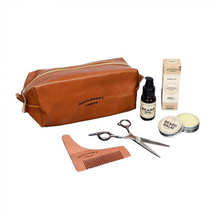 Set cadou Deluxe pentru barbierit 1
