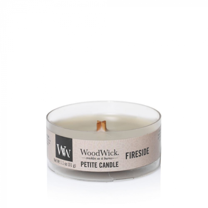 Set cadou lumanari parfumate WOODWICK Glowing Fireside [2]