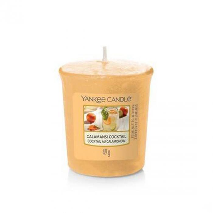 Set cadou lumanari parfumate Yankee 5 VOTIVE GARDEN HIDEAWAY 8