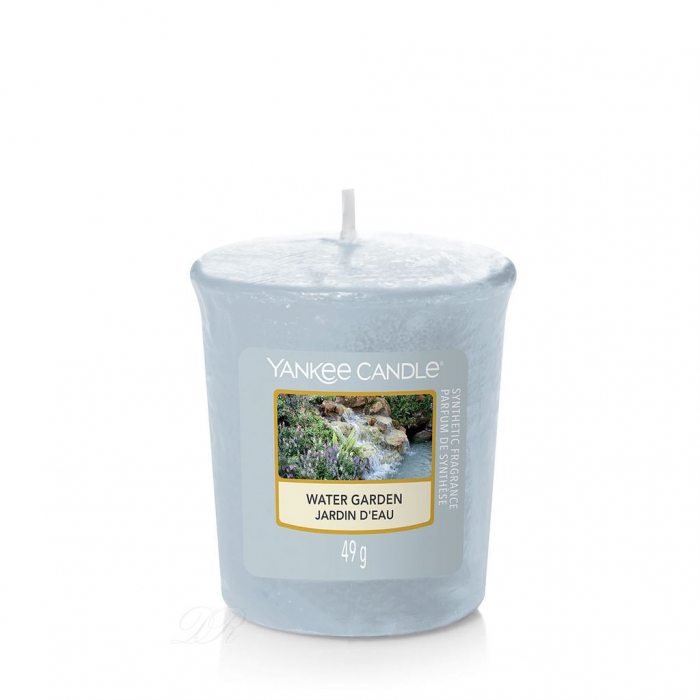Set cadou lumanari parfumate Yankee 5 VOTIVE GARDEN HIDEAWAY 7
