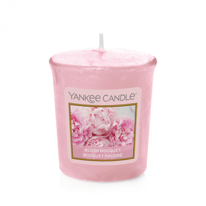 Set cadou lumanari parfumate Yankee VOTIVE SPRING BOUQUET 2