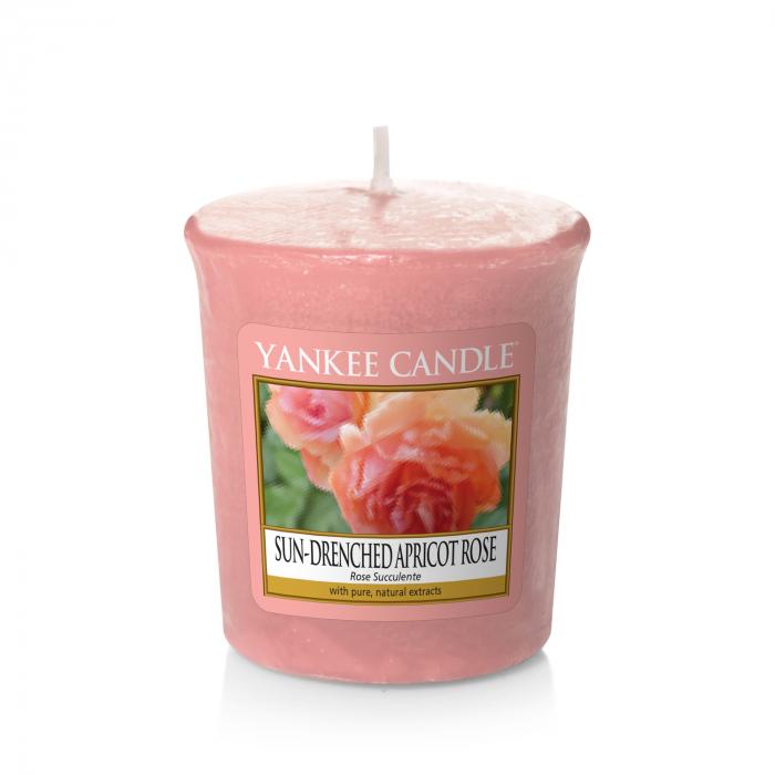 Set cadou lumanari parfumate Yankee VOTIVE SPRING BOUQUET 1