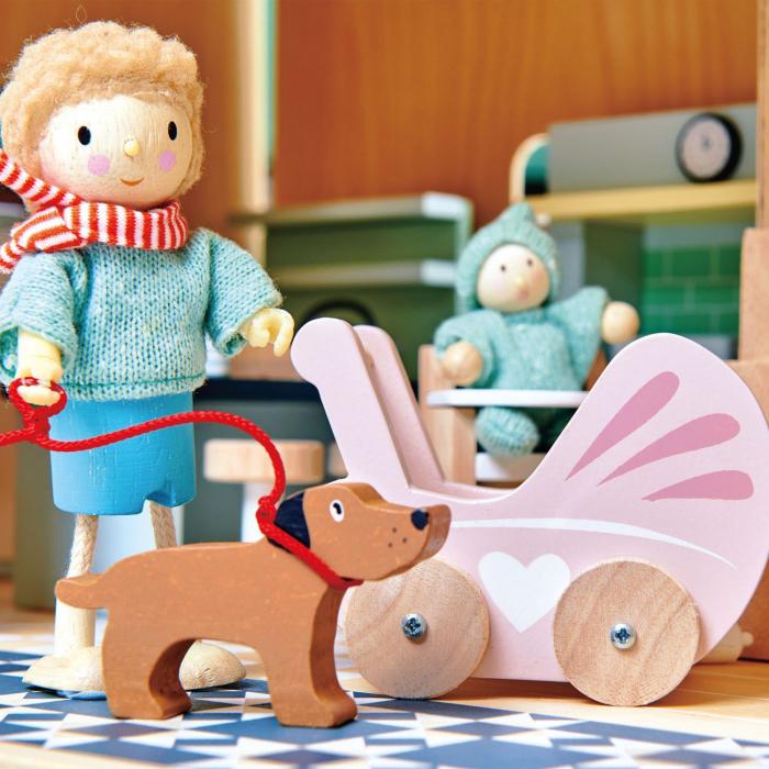 Set jucarii din lemn Mobilier Camera bebelusilor 0