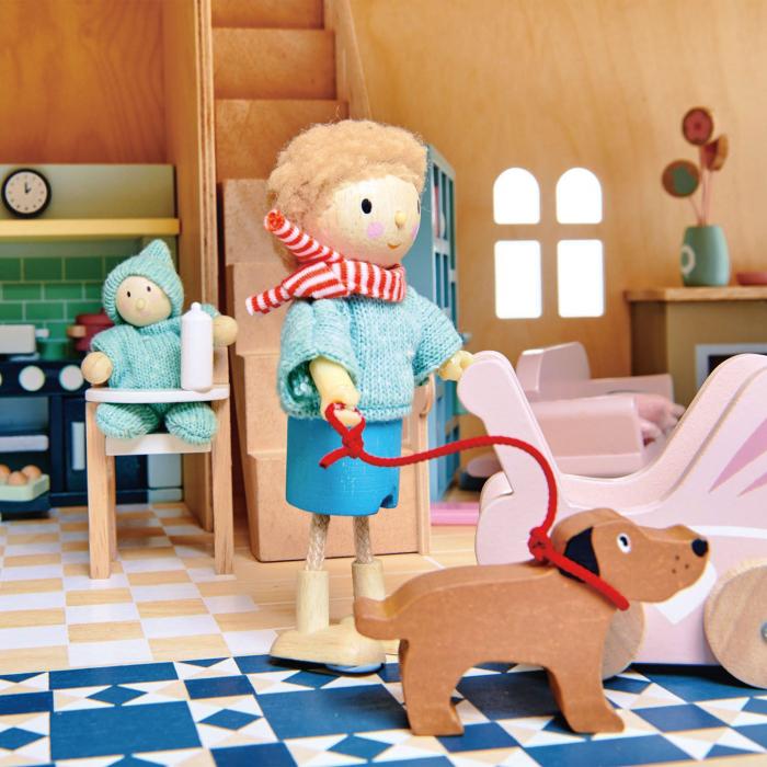 Set jucarii din lemn Mobilier Camera bebelusilor 1